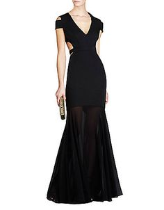 Cutout Gown | Lord and Taylor