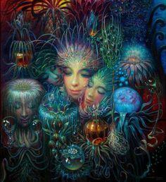Artodyssey: surrealism  by  Prateep Kochabua - ประทีป คชบัว