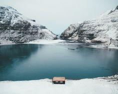 winter in Faroe Islands. photo by Dylan Furst