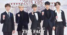 151230 2015 KBS Gayo Daechukje #Shinee #Taemin #Minho