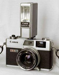 Favorite Classics / Canon Canonet G-III QL17