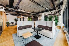 Nové kancelárie CBRE v Uniqu