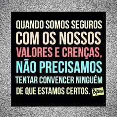 Tão simples… #bynina #frases #autoconfiança #pensenisso #pessoas #comportamento #instabynina