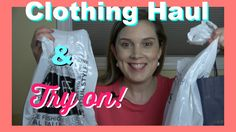 My first Clothing Haul & Try On!