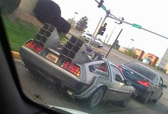 if you guys only knew how much i've been made fun of for not knowing what a flux capacitor was....