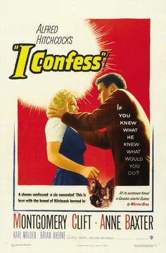 I Confess 1953
