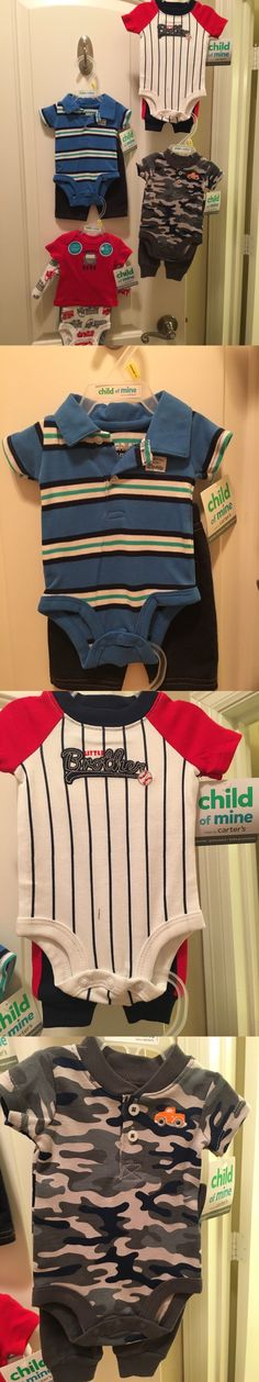 Mixed Items and Lots 147220: Premmie Set Of 4 Baby Boy Outfits -> BUY IT NOW ONLY: $32 on eBay!
