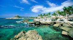 playa del carmen viajar mexico