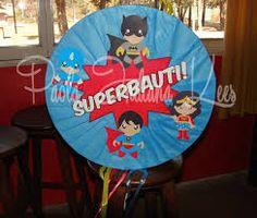 Resultado de imagen para piñata superheroe