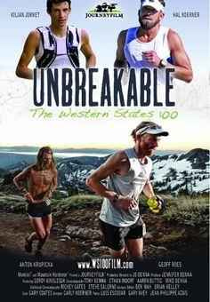 Unbreakable: The Western States 100 - Journeyfilm's Official Movie Website Running Movies, Kilian Jornet, Ultra Trail Running, Ultra Marathon Training, Westerns, Running Plan, Running Tips, Running Podcast, Running Quotes
