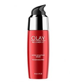 Olay Regenerist.   Best Face Serums Reviewed and Compared in 2019 - TheFitBay.  Though the Olay Regenerist Serum isn't all natural, its combination of ingredients still ensures anti-aging benefits with no greasy feel after use. No greasy aftereffect Non-comedogenic . Anti-aging properties.  Fragrance-free.  Suitable for use as a moisturizer. #BestFaceSerum Best Anti Aging Serum, Best Face Serum, Anti Aging Skin Care, Serum For Dry Skin, Moisturizer For Oily Skin, Olay Regenerist, L'oréal Paris, Best Face Products, Beauty Skin