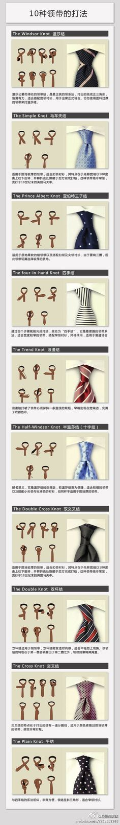 How to tie the double windsor knot ie the only way to wear a every woman should know how to tie her mans tie ccuart Image collections