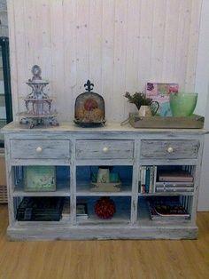 Renovación de mueble