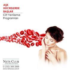 Aşk Hücrelerde Başlar...  Cilt Yenileme Programları | PRP   NETS CLUB | 0232-388288 http://netspoliklinigi.com.tr/guzellik/p-r-p  #netsclub #netspoliklinigi #prp #izmir #izmirprp #izmirciltyenileme #izmirgüzellik