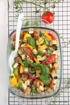 Good Healthy Recipes, Vegan Recipes, Cooking Recipes, Easy Diner, Oven Dishes, Clean Eating Dinner, Oven Cooking, Food For Thought, Italian Recipes
