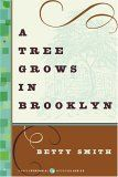 """The beloved American classic about a young girl's coming-of-age at the turn of the century, Betty Smith's A Tree Grows in Brooklyn is a poignant and moving tale filled with compassion and cruelty, laughter and heartache, crowded with life and people and incident. The story of young, sensitive, and idealistic Francie Nolan and her bittersweet formative years in the slums"" www.goodreads.com"