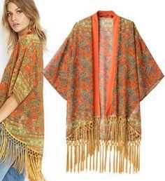 Kimono Larmes Bouddha M - Mode - coachella