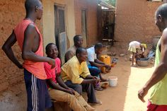 Village Life (Picture of The Week 05-01-2015)   Juju Films