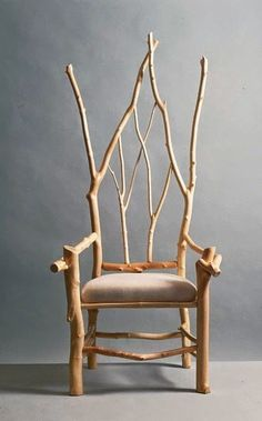 Homes and styles: Chair | cabin decor ideas