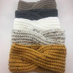 Most recent Totally Free Crochet headband boho Suggestions Boho Headwrap – Free Pattern – Crochet Simple, Crochet Diy, Crochet Crafts, Crochet Projects, Easy Knitting Projects, Diy Crafts, Bonnet Crochet, Crochet Beanie, Crochet Turban
