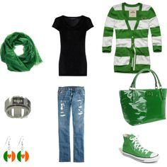 Keys To Finding The Best Sneakers For Women. Are you shopping for the best sneakers for women? St Patrick's Day Outfit, Outfit Of The Day, Best Sneakers, Green Sneakers, Dress Me Up, What To Wear, Style Me, Cute Outfits, Fashion Looks