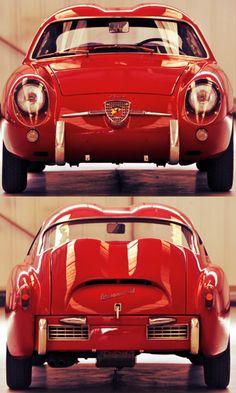 1956 Fiat Abarth 750 GT 'Double Bubble' Zagato... <3