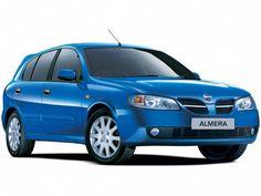 Nissan Almera Picture | Nissan Almera 2003 Flare Photos