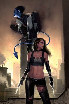 X-23 by Jeff 'Dekal' Becker