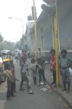 The Street Kids On Hill Road