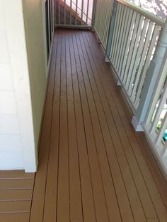 Balcony repair and replacement