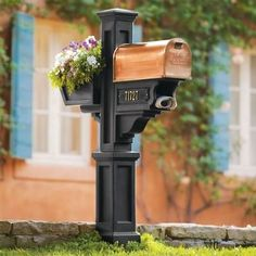 Distinctive Copper And All Weather Materials Make Your Home The New Address  For The Best Mailbox On The Block. Grandin Road Editors Our Post, Mailbox,  ...