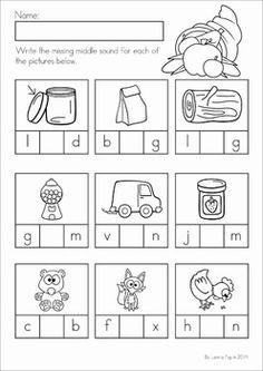 math worksheet : kindergarten winter literacy worksheets common core aligned  : Vowel Sounds Worksheets For Kindergarten