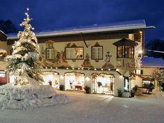 Garmisch, Alps in winter - My father loved Garmisch. We've been there a few times.