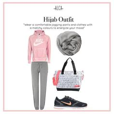 Style your work-out clothes with matchy colours to boost your mood, Ladies!  Double tap if you love our inspiration.  #Alca #BeautifyYou