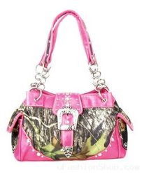 Handbags, Bling More! Western Pink Camouflage Buckle Rhinestone Purse W Matching Wallet : Matching Sets Chanel Handbags, Fashion Handbags, Purses And Handbags, Trendy Handbags, Blue Handbags, Western Belt Buckles, Western Belts, Western Purses, Pink Shoulder Bags