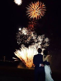 The Fireworkers - Professional Firework Displays and Pyro-musicals for large scale public and corporate events