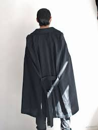 Ann Demeulemeester poncho - Google Search