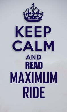 <3 Maximum Ride...if you have not read this series I'm sorry but you have not lived, I strongly. Recommend this book to any adventure love comedy mystery book lovers out there