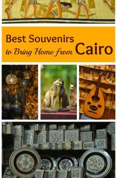 This Cairo shopping guide shows you what local products to buy as souvenirs to bring home. #gpsmycity