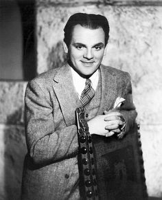 James Cagney, actor,dancer, multi-talented, even a decent painter (though he refused to sell any, ever) and sailor (though he suffered seasickness on still water)