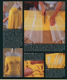 Gertie's New Blog for Better Sewing: Threads Special Designer Issue