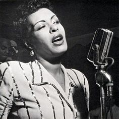 Billie Holiday | [photographer unknown]