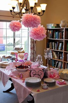 Tea Party Birthday Party Ideas | Photo 4 of 17 | Catch My Party