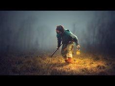 Photoshop Manipulation Tutorial - Adding Light Effects in Photoshop - YouTube