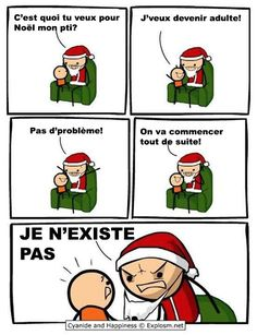 Super Funny Comics Cyanide And Happiness Humor Ideas Funny Christmas Jokes, Christmas Comics, Christmas Humor, Merry Christmas, Christmas Quotes, Christmas 2017, Christmas Stuff, All Meme, Stupid Funny Memes