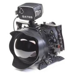 Gates Canon C300 MKII Video Housing - from Optical Ocean Sales