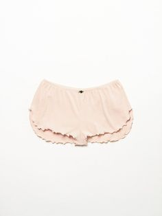 Intimately Ruffle Rib Shortie at Free People Clothing Boutique