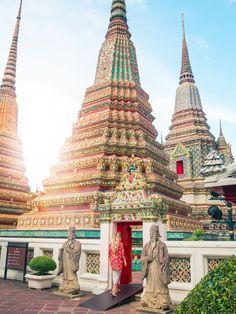 Top 20 sights & attractions in Bangkok - Wat Pho