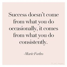 #successmindset #consistency #dailyquotes #bschool #Regram via @_ari_vargas_