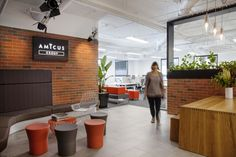 Amicus Interiors – Melbourne Offices